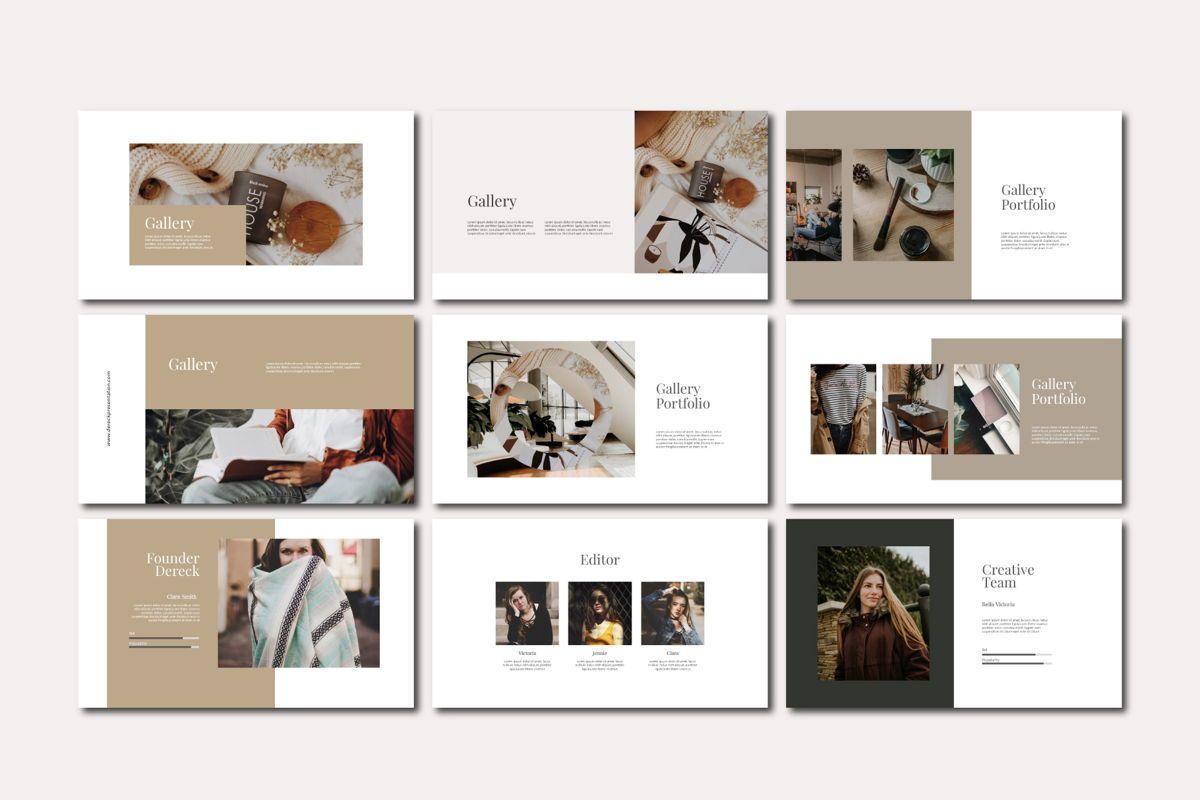 DERECK - Google Slides, Slide 6, 04654, Presentation Templates — PoweredTemplate.com