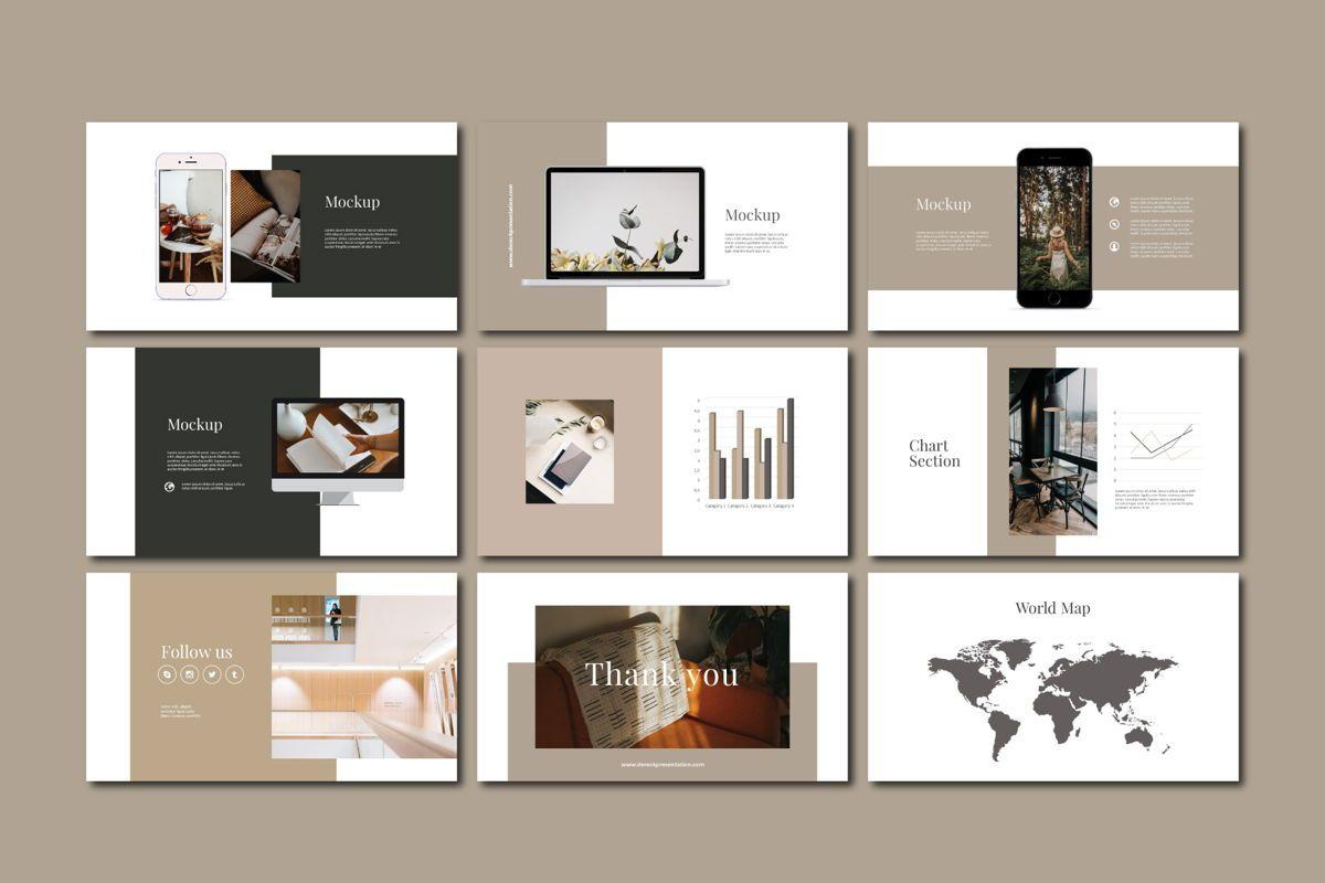 DERECK - Google Slides, Slide 7, 04654, Presentation Templates — PoweredTemplate.com