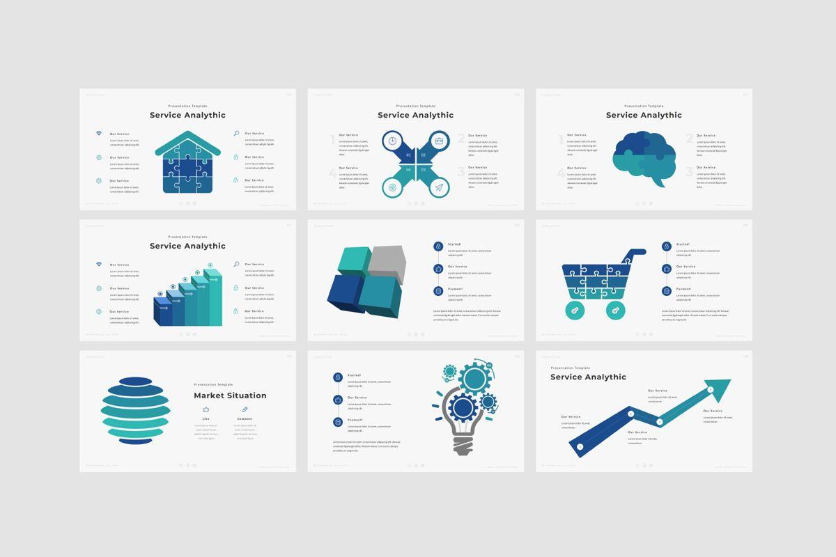 GENERATION - Google Slides, Slide 11, 04656, Presentation Templates — PoweredTemplate.com