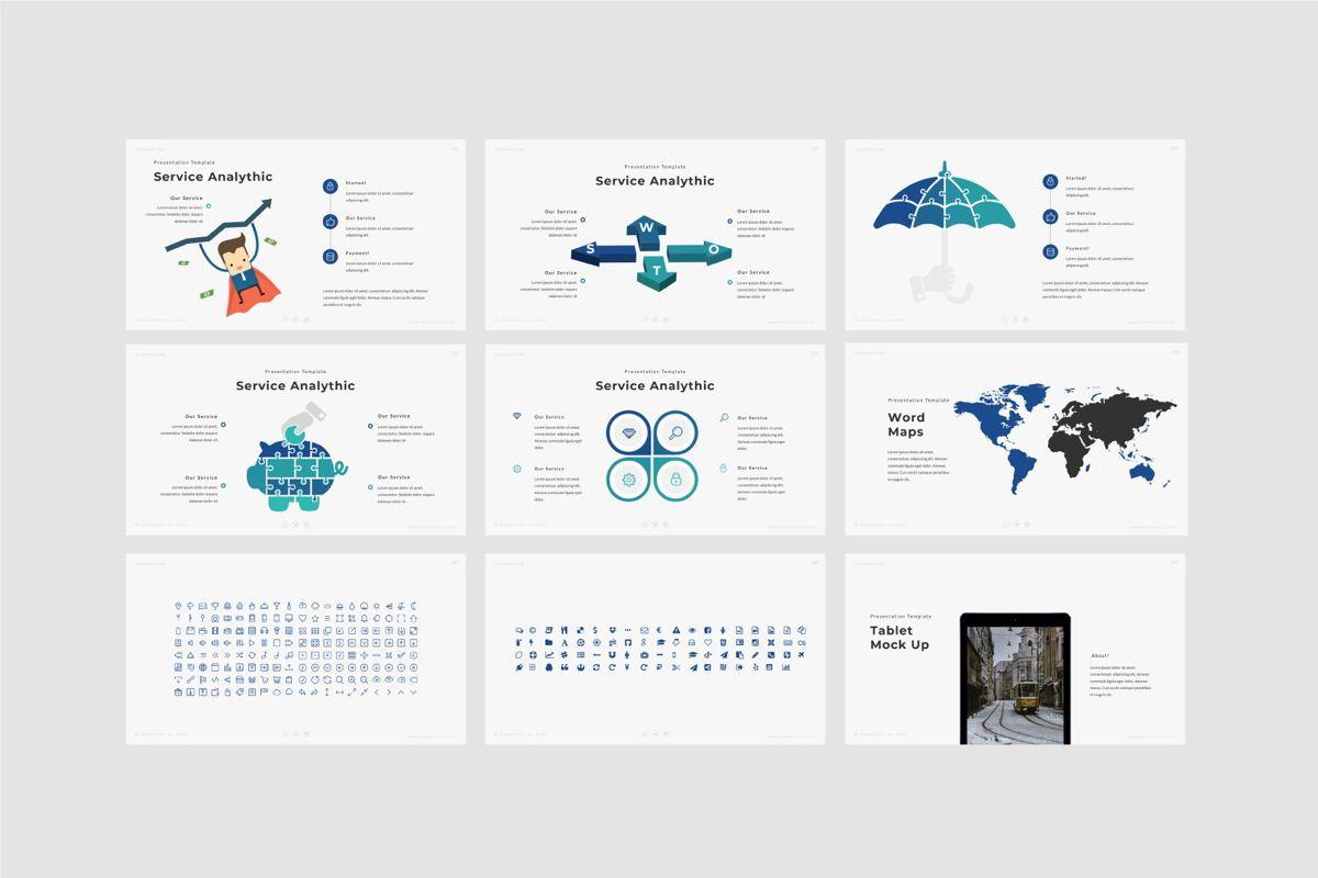 GENERATION - Google Slides, Slide 14, 04656, Presentation Templates — PoweredTemplate.com