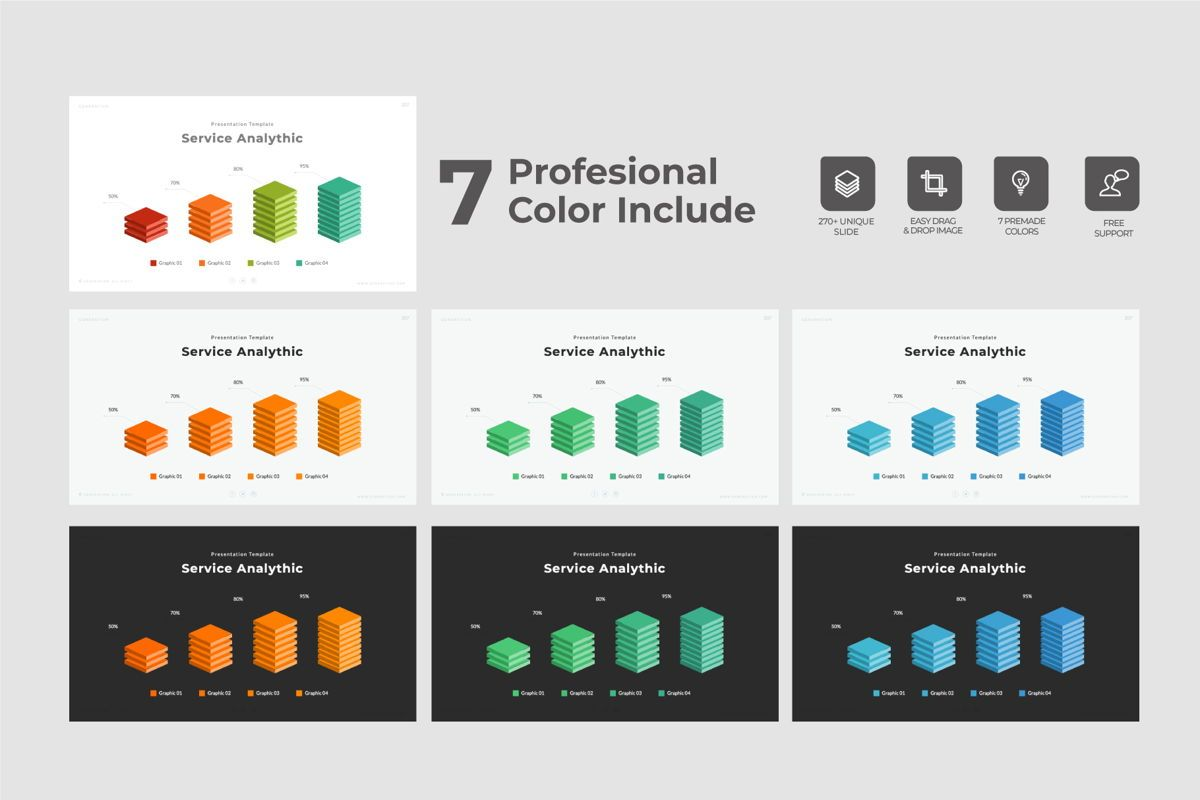 GENERATION - Google Slides, Slide 15, 04656, Presentation Templates — PoweredTemplate.com