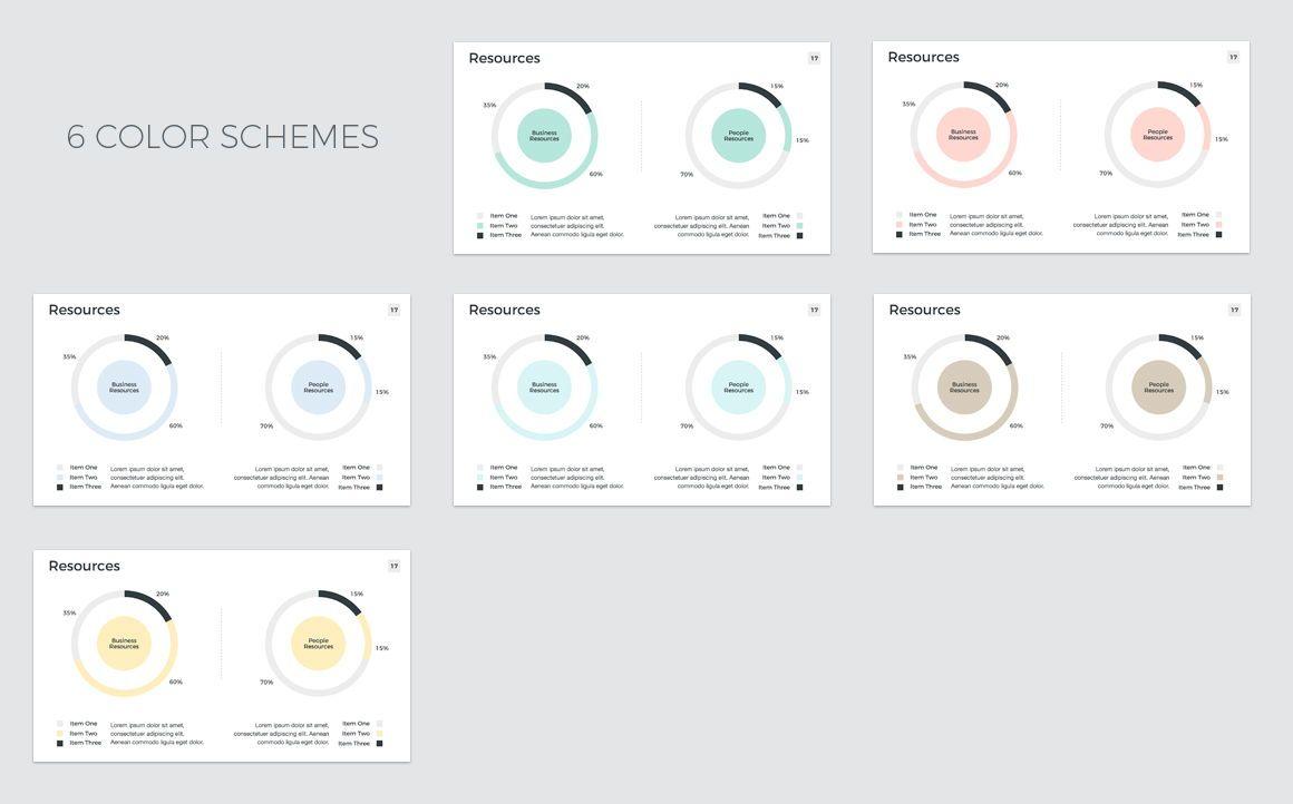 Company Profile Keynote Presentation Template, Slide 10, 04750, Presentation Templates — PoweredTemplate.com