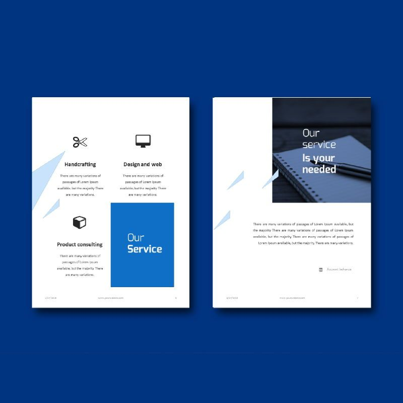 Corporate Business Presentation Keynote Template, Slide 4, 04772, Business Models — PoweredTemplate.com