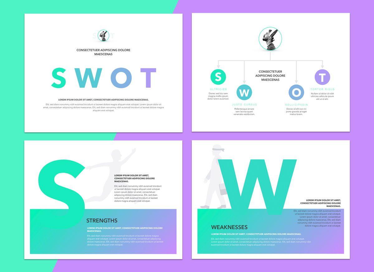 Mind Map Powerpoint Presentation Template, Slide 7, 04799, Business Models — PoweredTemplate.com