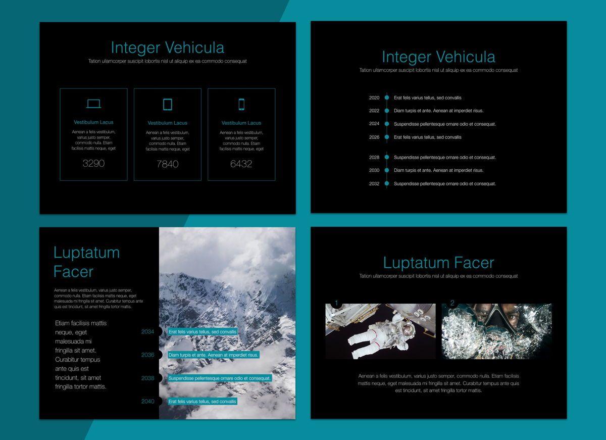 Project Spirit Powerpoint Presentation Template, Slide 3, 04803, Business Models — PoweredTemplate.com