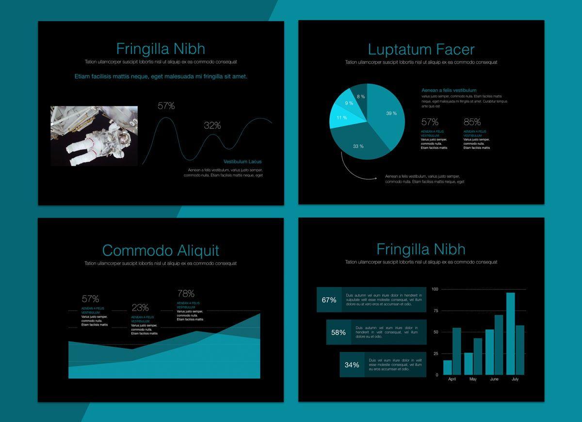 Project Spirit Powerpoint Presentation Template, Slide 6, 04803, Business Models — PoweredTemplate.com
