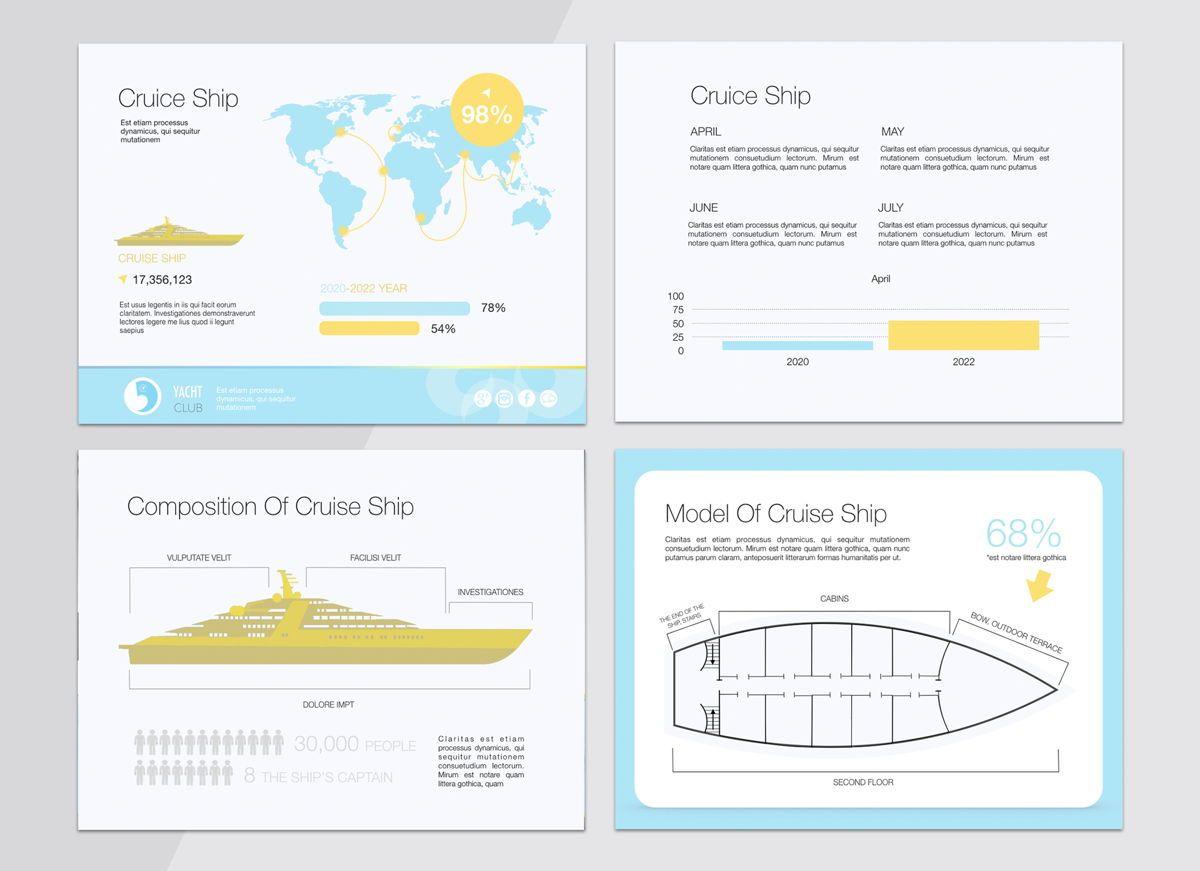 Smooth Sailing Powerpoint Presentation Template, Slide 4, 04806, Business Models — PoweredTemplate.com