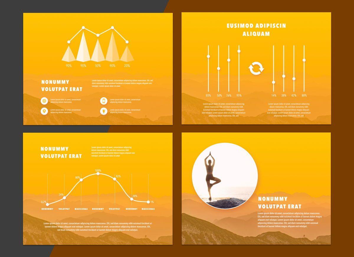 Sunny Side Powerpoint Presentation Template, Slide 5, 04809, Business Models — PoweredTemplate.com