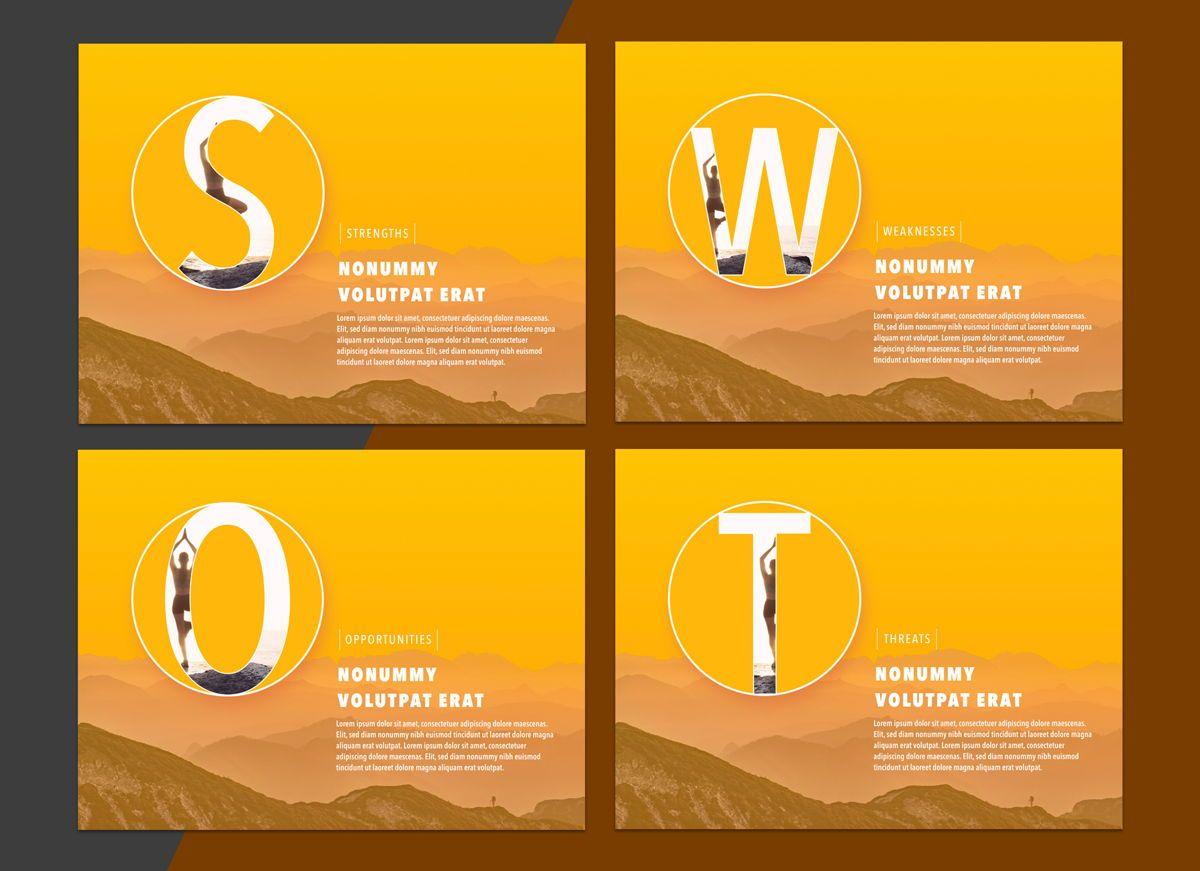 Sunny Side Powerpoint Presentation Template, Slide 8, 04809, Business Models — PoweredTemplate.com