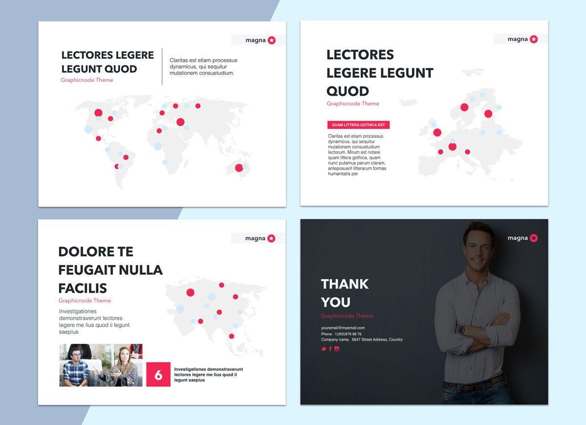Teambuilder Powerpoint Presentation Template, Slide 6, 04811, Business Models — PoweredTemplate.com