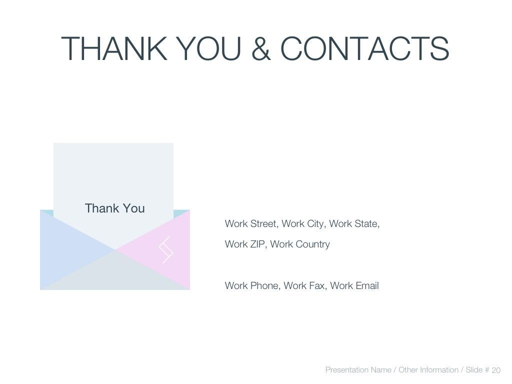 Cold Silence Google Slides, Slide 21, 04820, Presentation Templates — PoweredTemplate.com