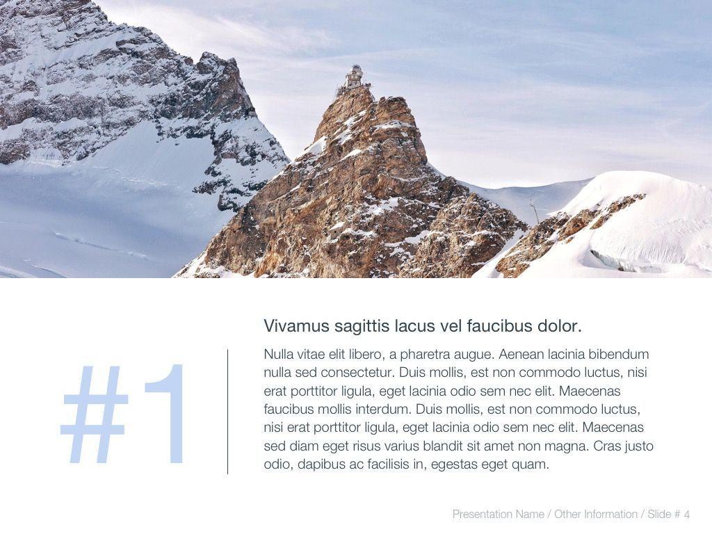 Cold Silence Google Slides, Slide 5, 04820, Presentation Templates — PoweredTemplate.com