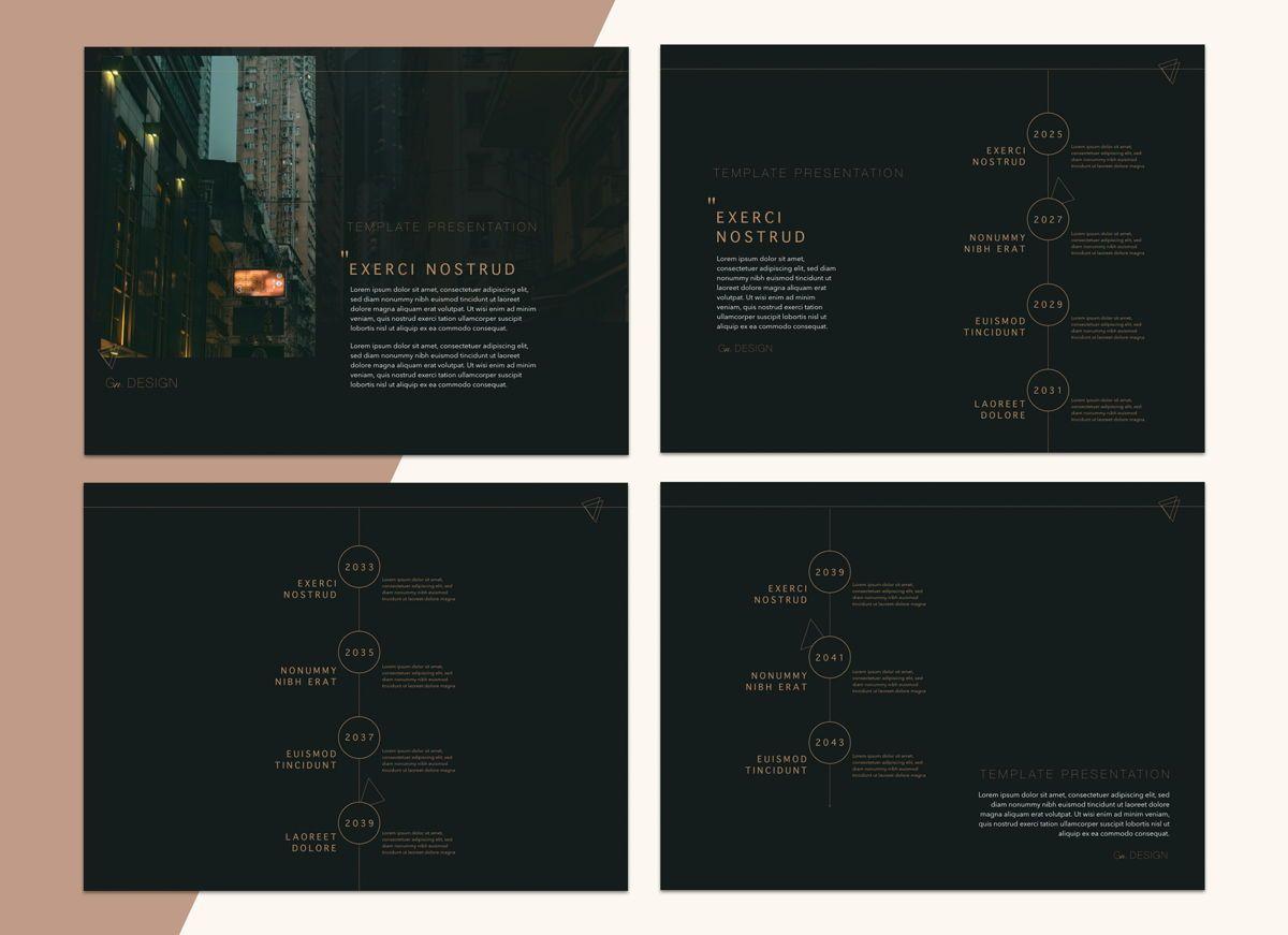 Urban Fashion Powerpoint Presentation Template, Slide 4, 04826, Business Models — PoweredTemplate.com