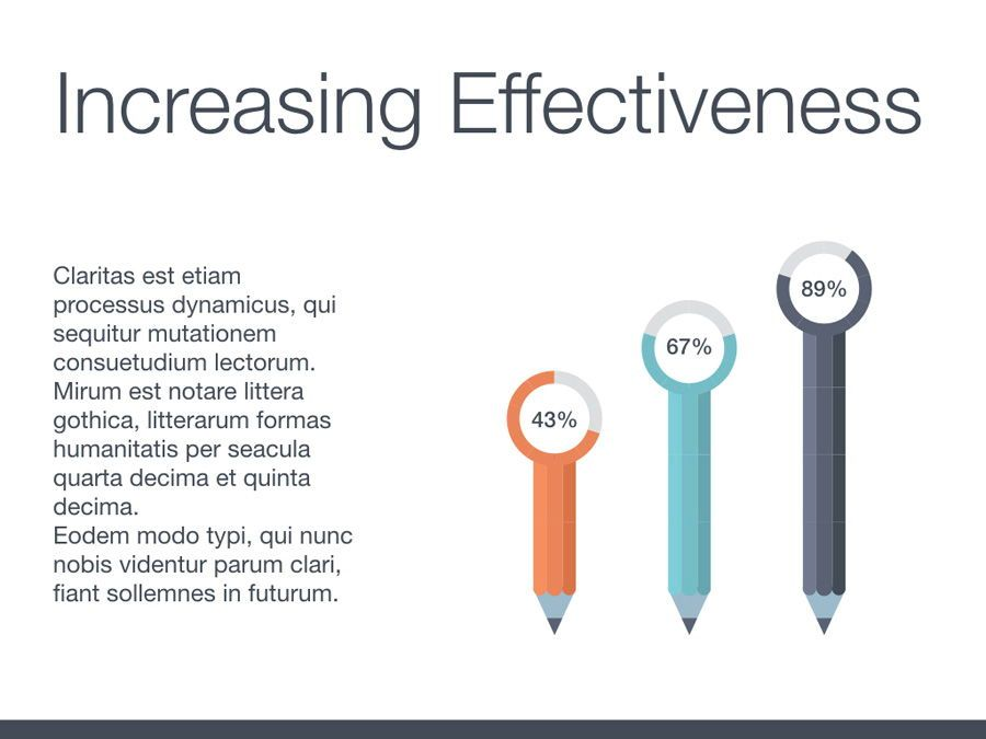 Feel the Science PowerPoint Template, Slide 18, 04862, Education Charts and Diagrams — PoweredTemplate.com