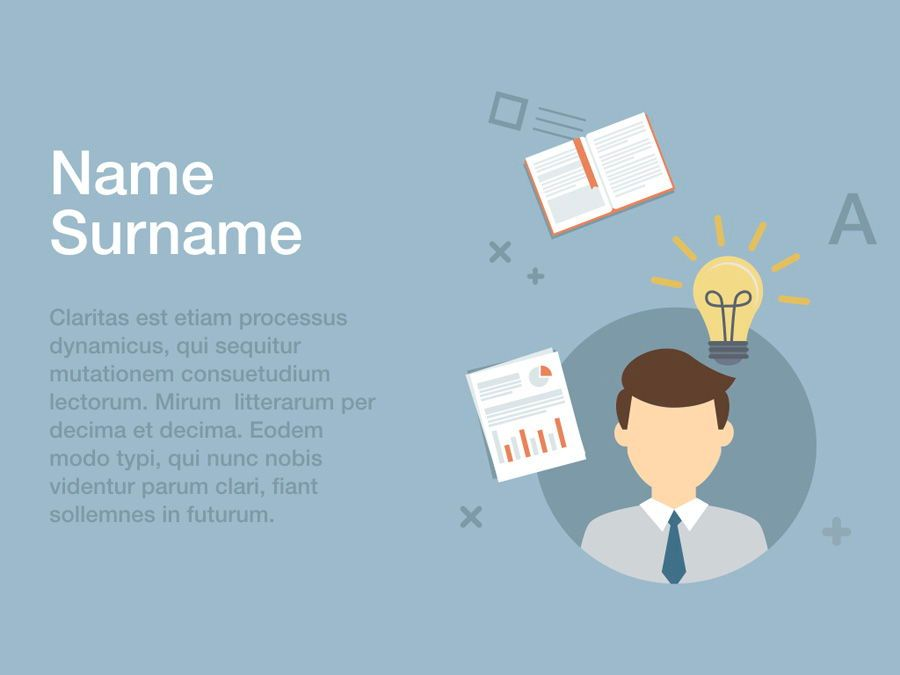 Feel the Science PowerPoint Template, Slide 5, 04862, Education Charts and Diagrams — PoweredTemplate.com