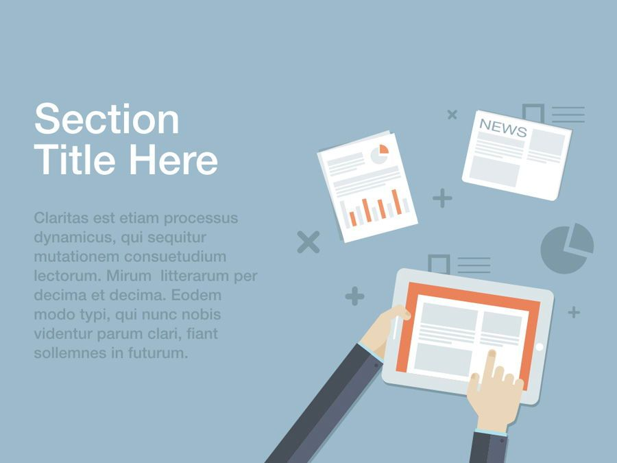 Feel the Science PowerPoint Template, Slide 8, 04862, Education Charts and Diagrams — PoweredTemplate.com