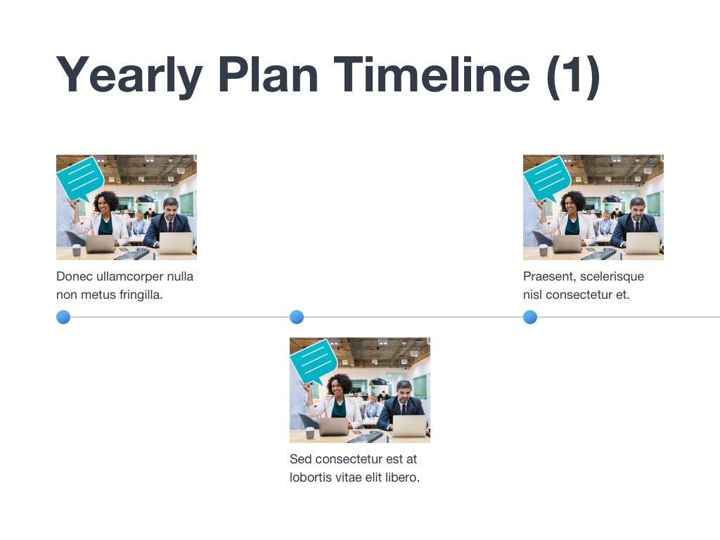 Marketing Blues Google Slides Theme, Slide 12, 04869, Presentation Templates — PoweredTemplate.com