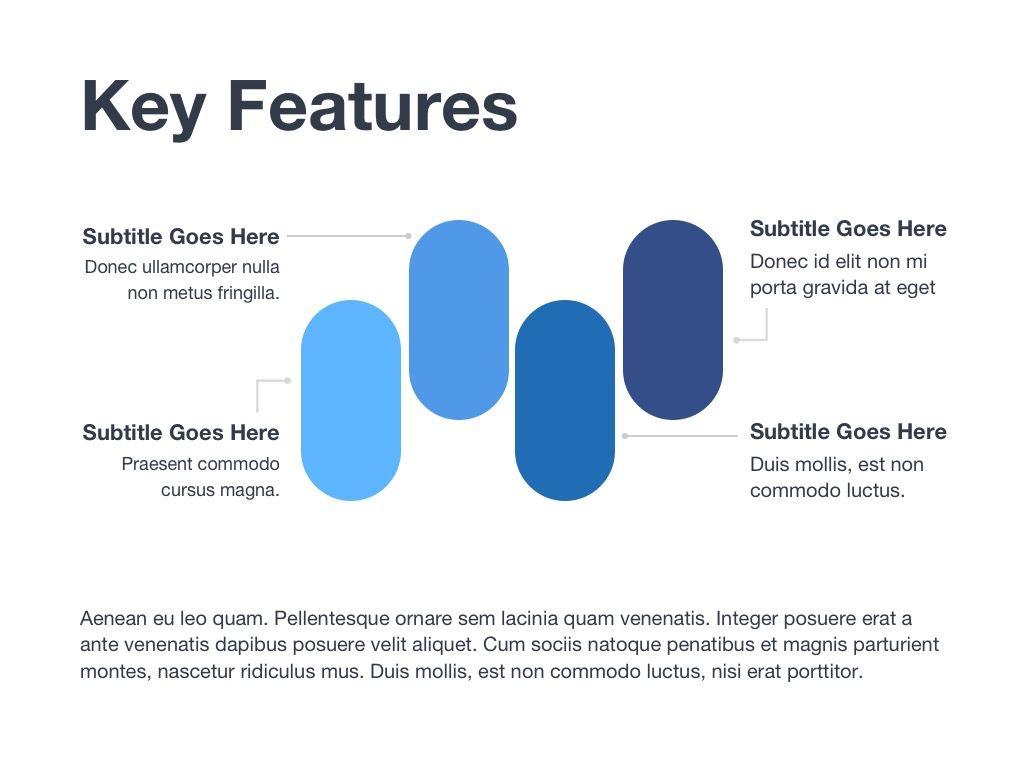 Marketing Blues Google Slides Theme, Slide 18, 04869, Presentation Templates — PoweredTemplate.com
