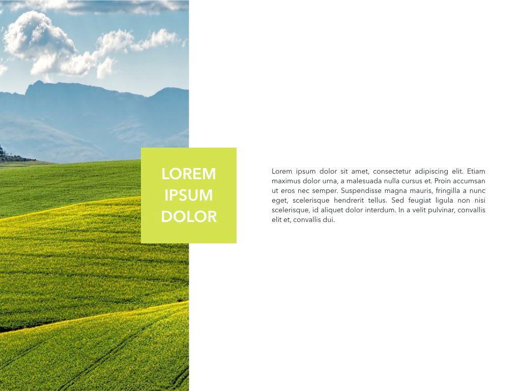 Natural 02 Keynote Presentation Template, Slide 26, 04887, Business Models — PoweredTemplate.com