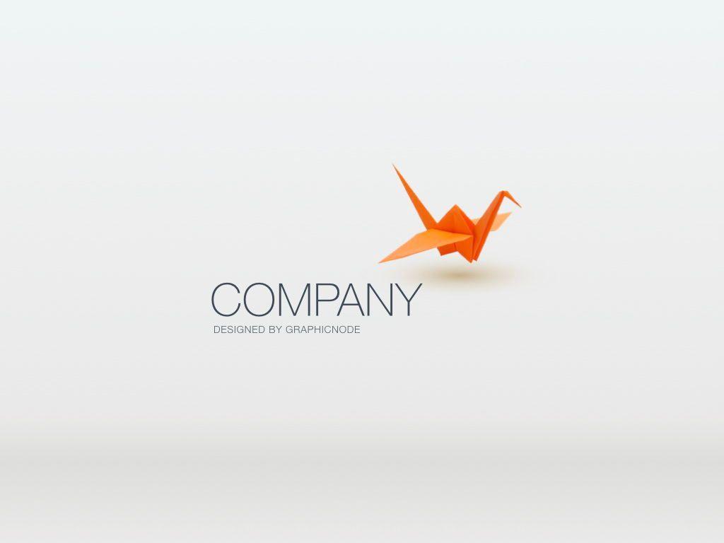 Origami Keynote Presentation Template, Slide 12, 04888, Business Models — PoweredTemplate.com