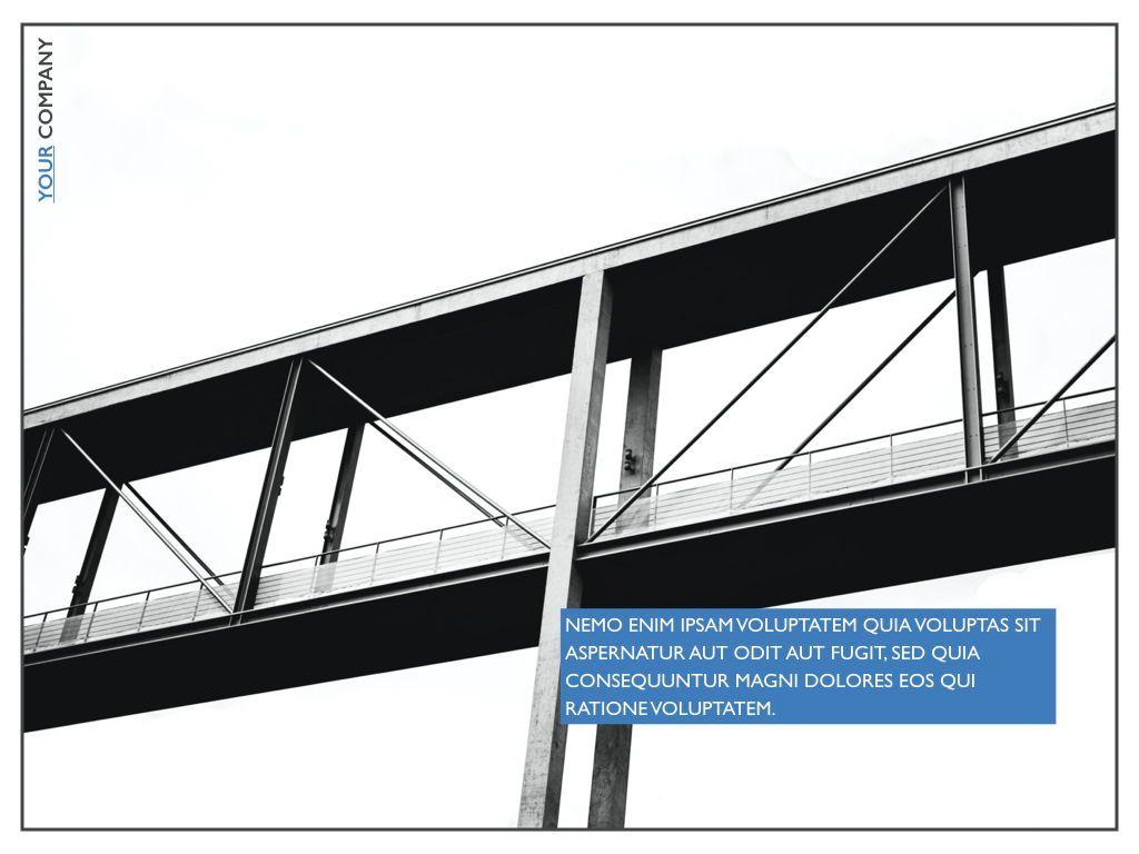 Road Keynote Presentation Template, Slide 19, 04890, Business Models — PoweredTemplate.com
