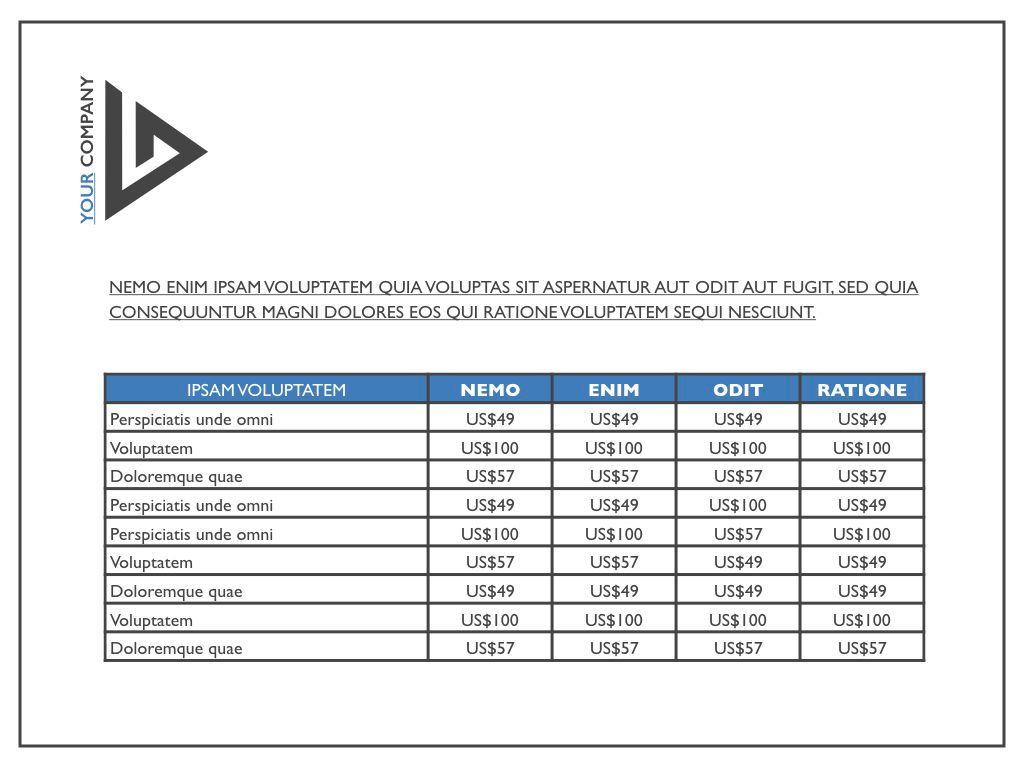 Road Keynote Presentation Template, Slide 27, 04890, Business Models — PoweredTemplate.com