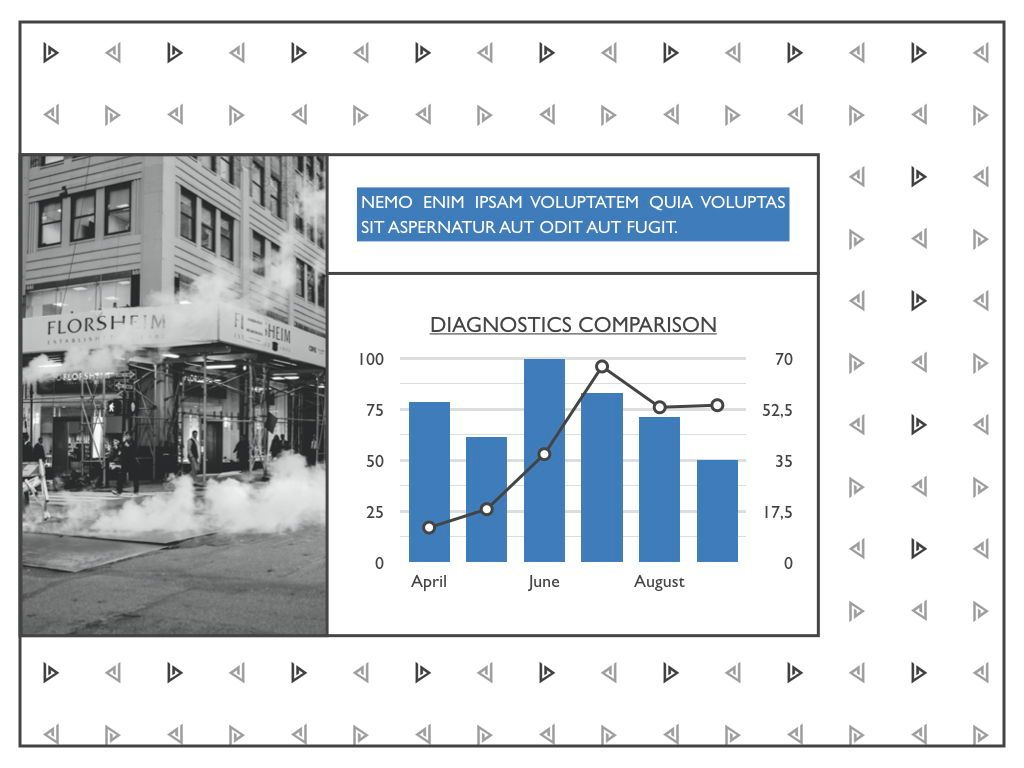 Road Keynote Presentation Template, Slide 31, 04890, Business Models — PoweredTemplate.com
