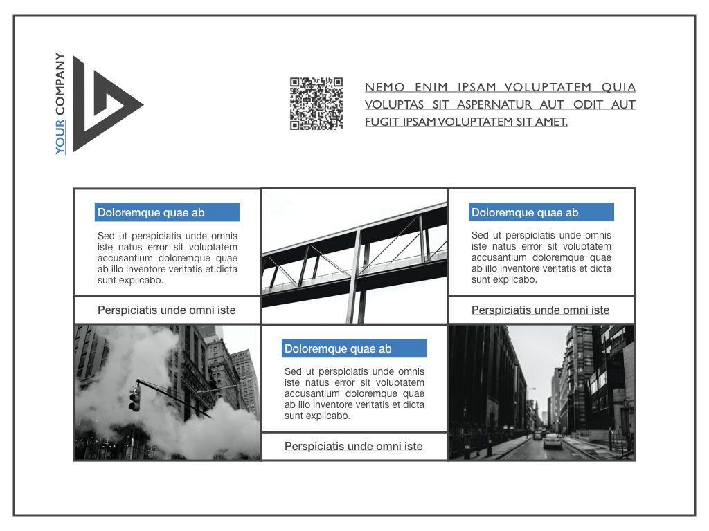 Road Keynote Presentation Template, Slide 36, 04890, Business Models — PoweredTemplate.com