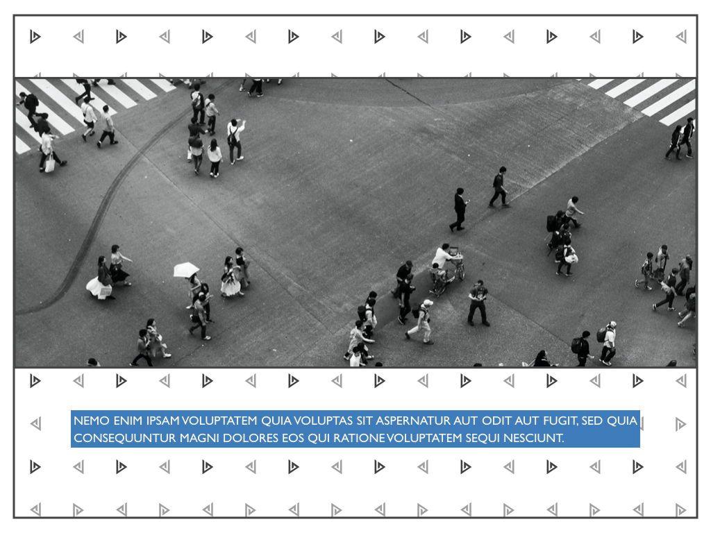 Road Keynote Presentation Template, Slide 37, 04890, Business Models — PoweredTemplate.com