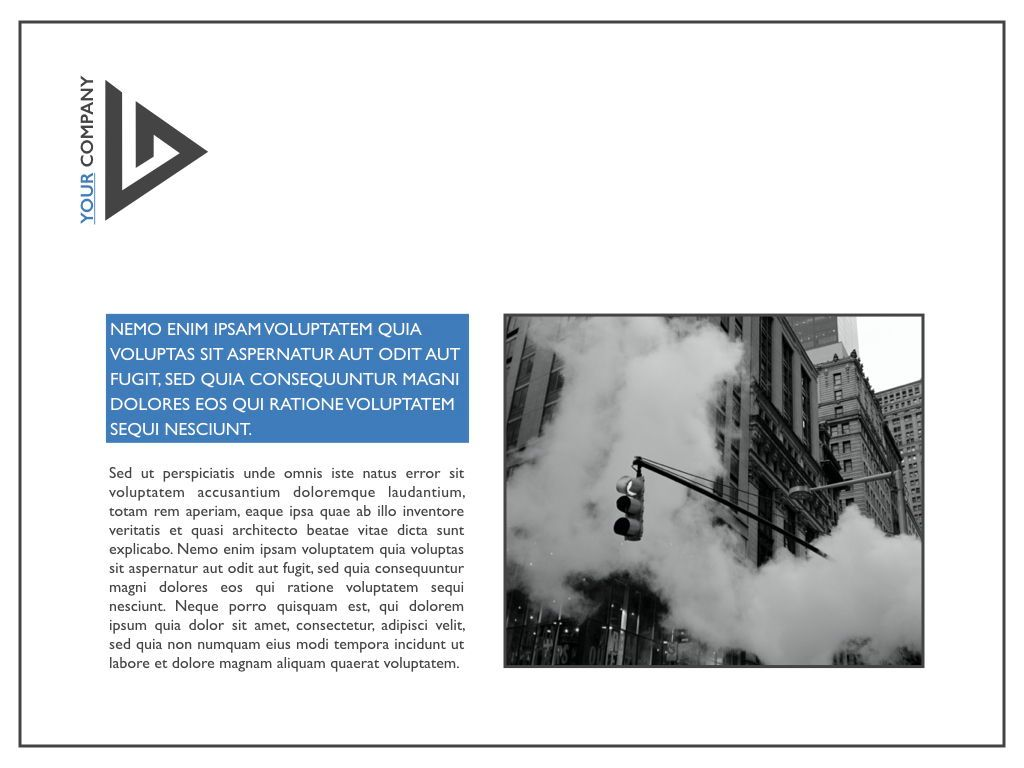 Road Keynote Presentation Template, Slide 39, 04890, Business Models — PoweredTemplate.com