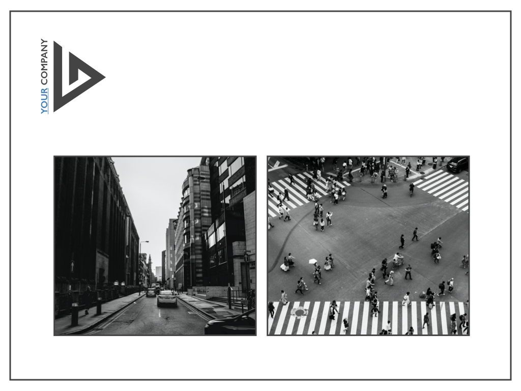Road Keynote Presentation Template, Slide 9, 04890, Business Models — PoweredTemplate.com