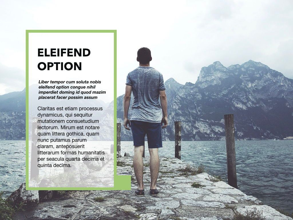 Bud Green Powerpoint Presentation Template, Slide 4, 04896, Business Models — PoweredTemplate.com
