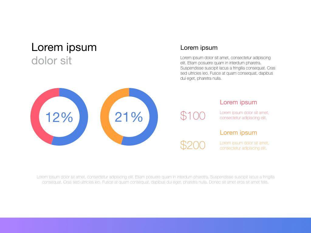 Citrus Talk 02 Powerpoint Presentation Template, Slide 4, 04897, Business Models — PoweredTemplate.com