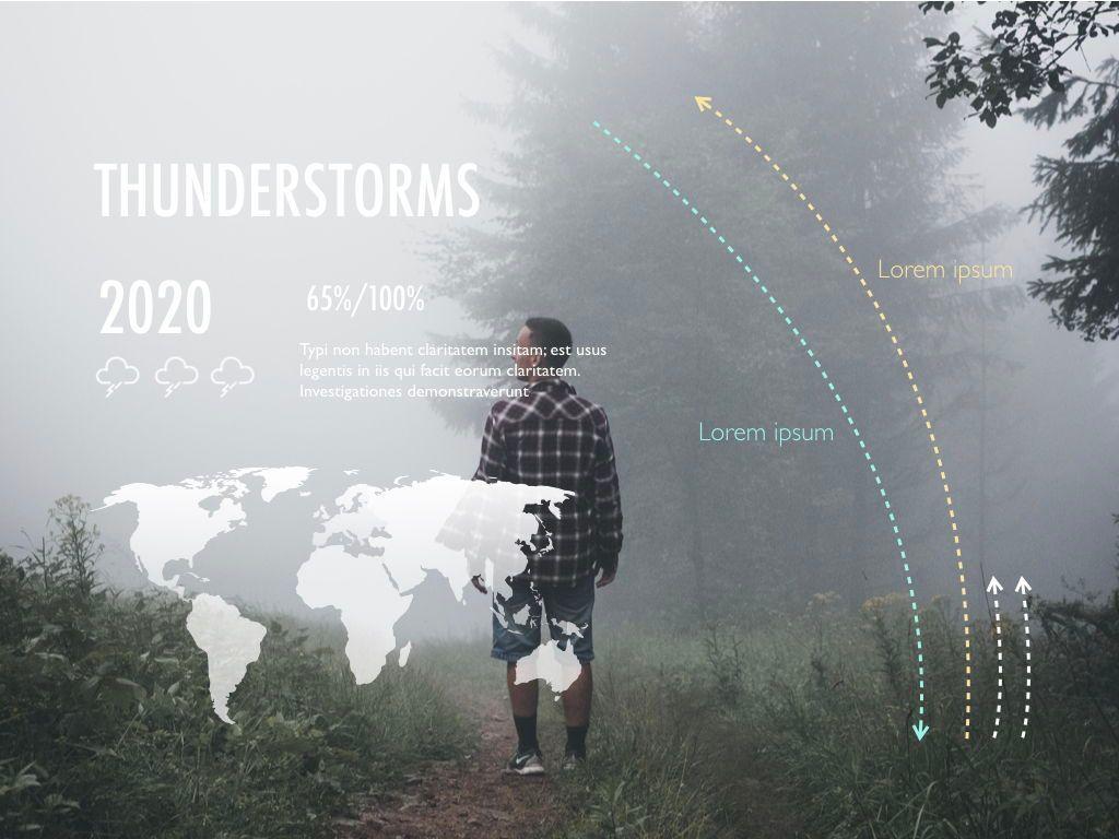 Forecast Powerpoint Presentation Template, Slide 5, 04900, Business Models — PoweredTemplate.com
