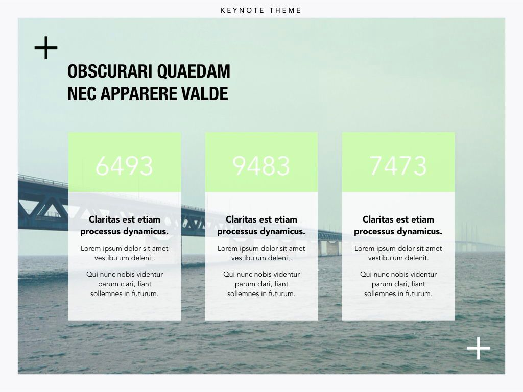 Plus One Powerpoint Presentation Template, Slide 15, 04905, Business Models — PoweredTemplate.com