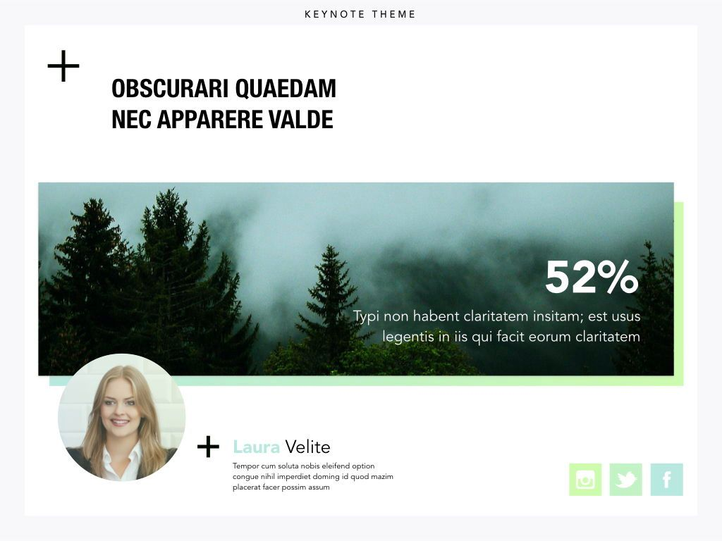 Plus One Powerpoint Presentation Template, Slide 7, 04905, Business Models — PoweredTemplate.com