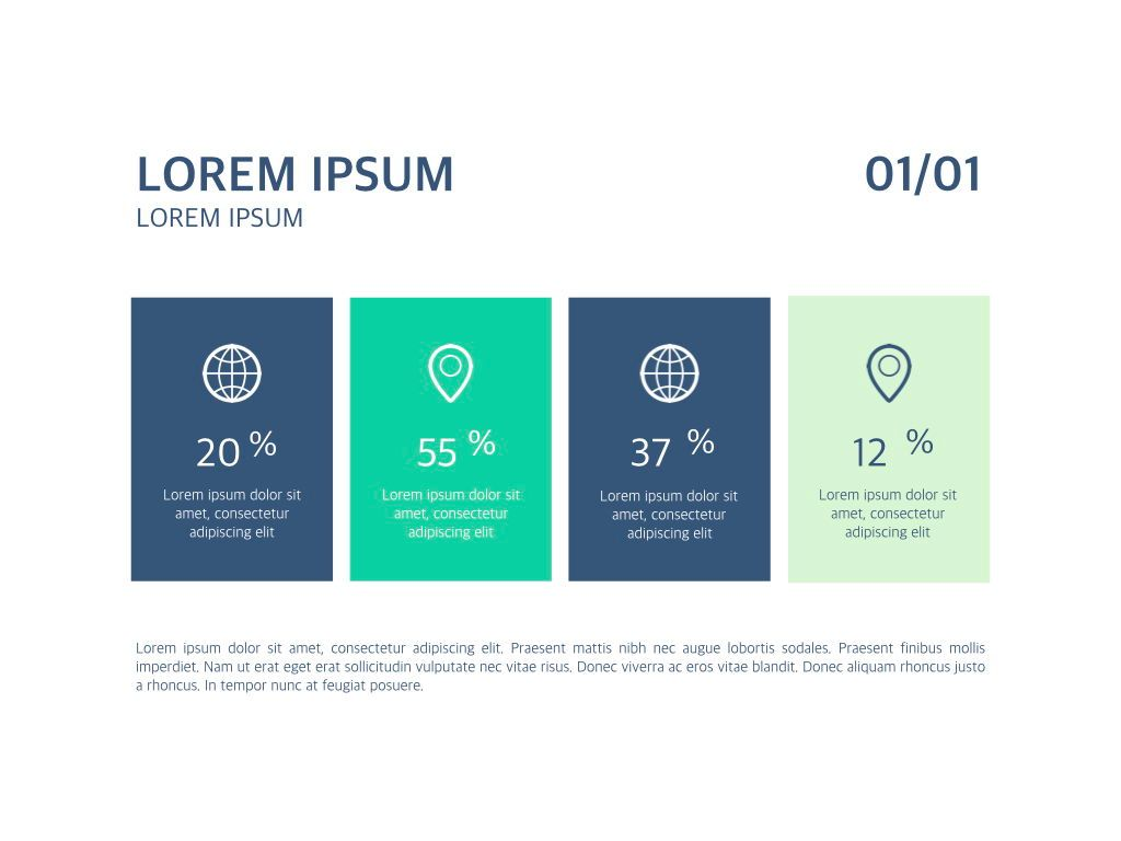 Softly Spoken Powerpoint Presentation Template, Slide 10, 04906, Business Models — PoweredTemplate.com