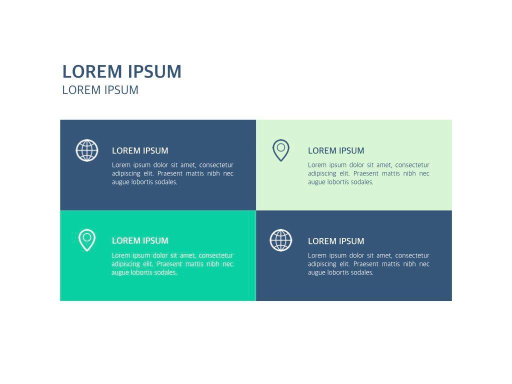 Softly Spoken Powerpoint Presentation Template, Slide 4, 04906, Business Models — PoweredTemplate.com