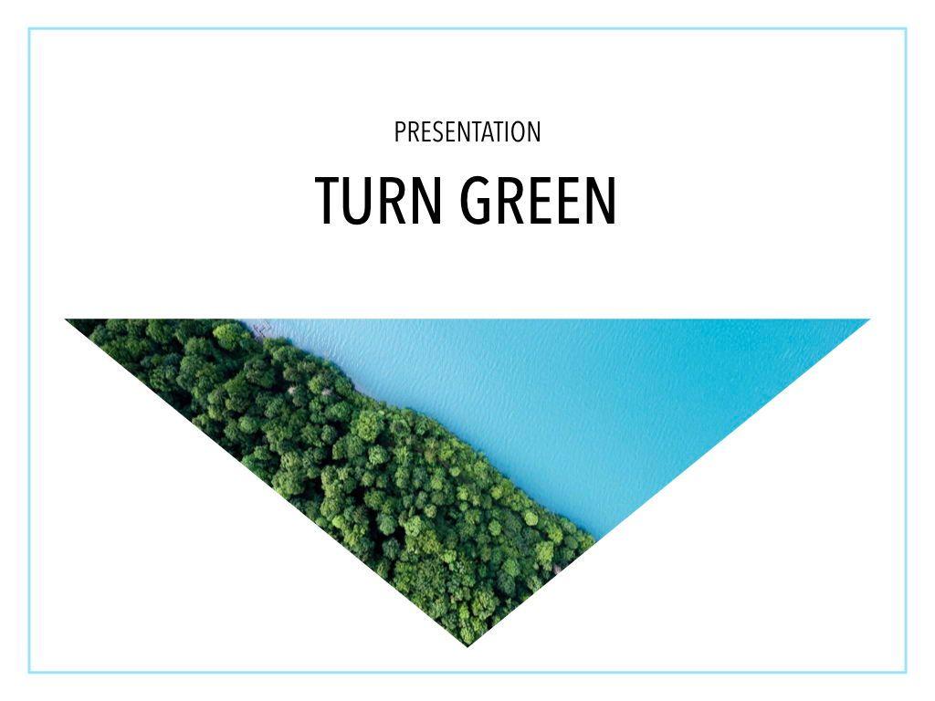 Turn Green 02 Powerpoint Presentation Template, Slide 12, 04908, Business Models — PoweredTemplate.com
