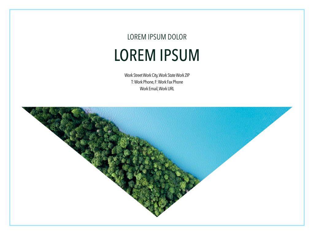 Turn Green 02 Powerpoint Presentation Template, Slide 14, 04908, Business Models — PoweredTemplate.com