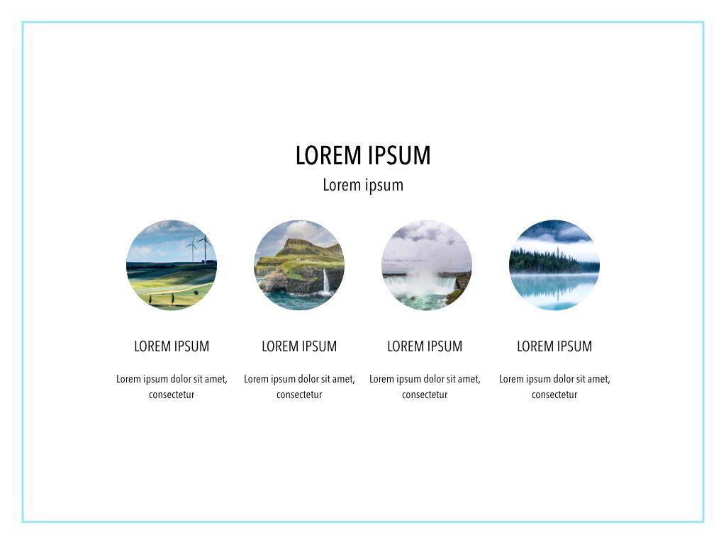 Turn Green 02 Powerpoint Presentation Template, Slide 19, 04908, Business Models — PoweredTemplate.com