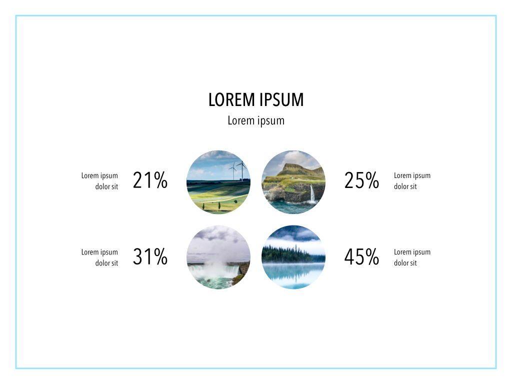 Turn Green 02 Powerpoint Presentation Template, Slide 2, 04908, Business Models — PoweredTemplate.com