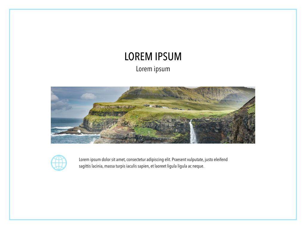 Turn Green 02 Powerpoint Presentation Template, Slide 5, 04908, Business Models — PoweredTemplate.com