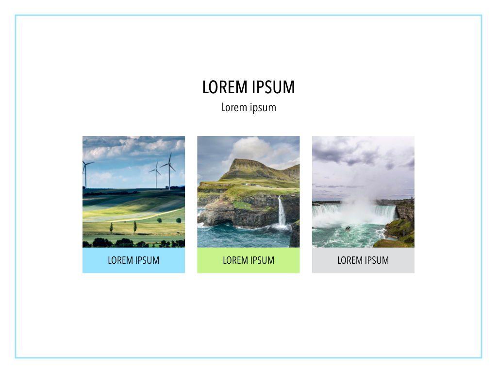 Turn Green 02 Powerpoint Presentation Template, Slide 6, 04908, Business Models — PoweredTemplate.com