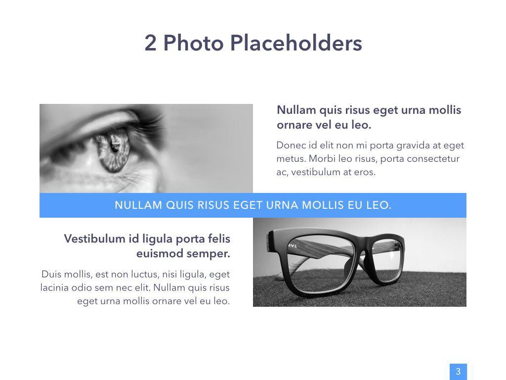 Eye Health Keynote Template, Slide 4, 04917, Medical Diagrams and Charts — PoweredTemplate.com