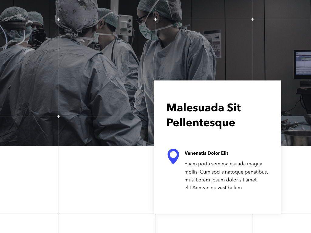 Medical Showcase Keynote Template, Slide 20, 04925, Medical Diagrams and Charts — PoweredTemplate.com
