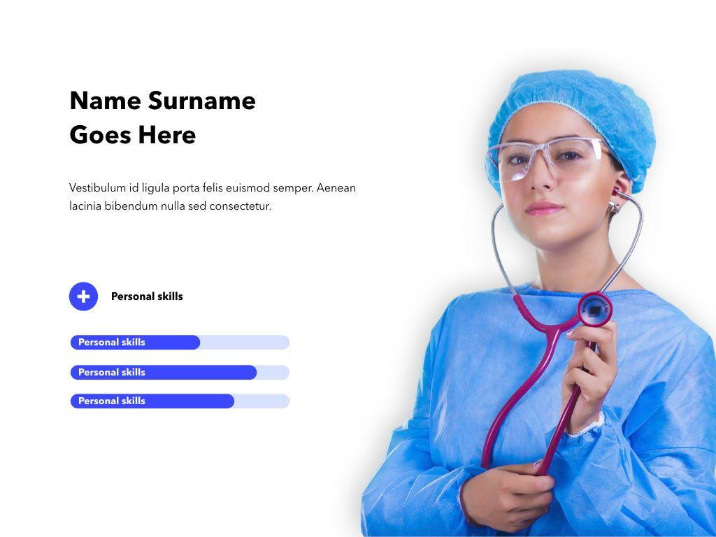 Medical Showcase Keynote Template, Slide 6, 04925, Medical Diagrams and Charts — PoweredTemplate.com
