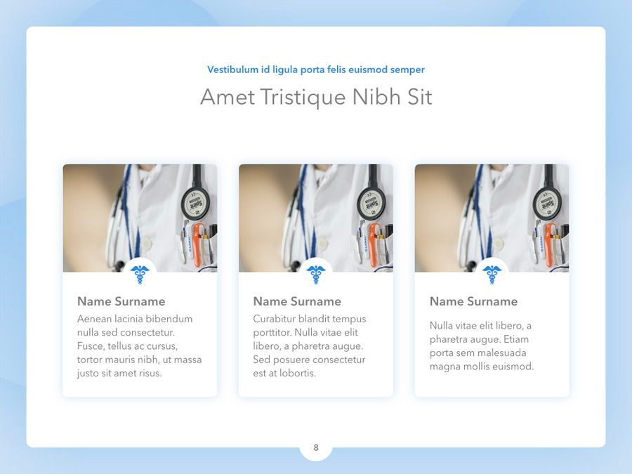 Medicinal PowerPoint Template, Slide 9, 04928, Medical Diagrams and Charts — PoweredTemplate.com