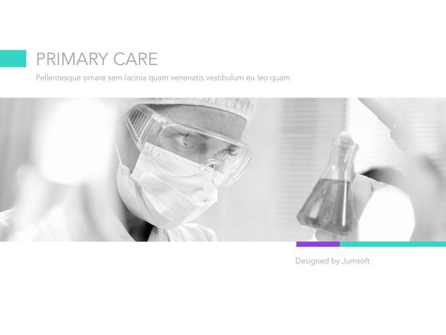 Primary Care Keynote Template, Slide 2, 04932, Presentation Templates — PoweredTemplate.com