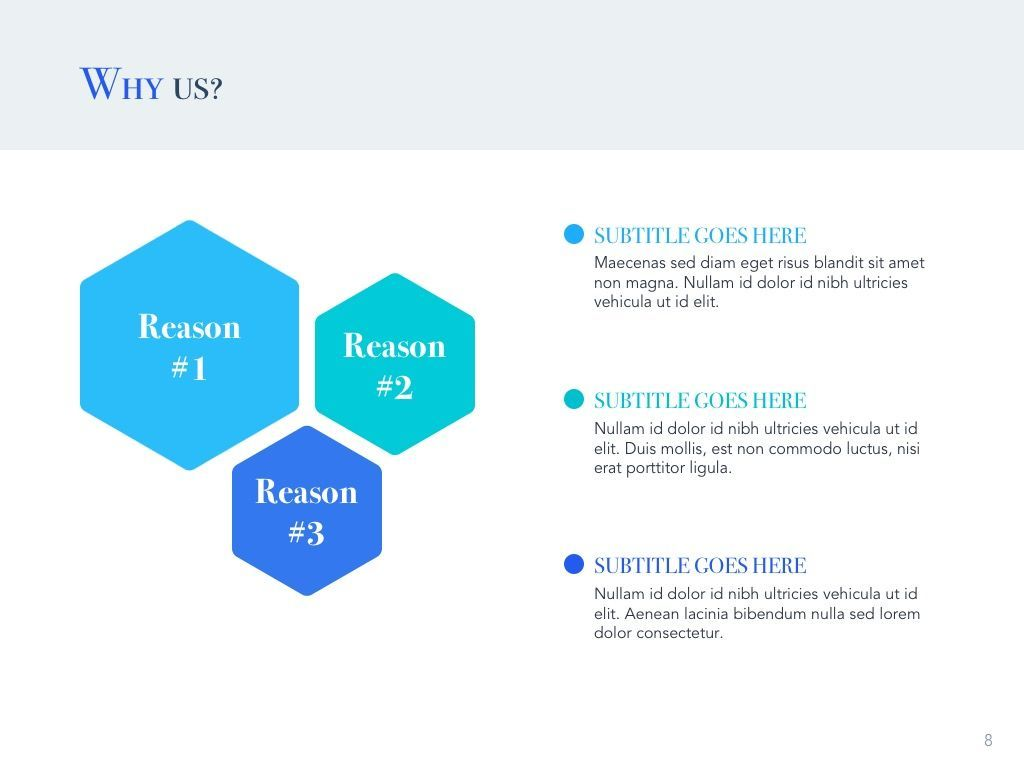 Pitch Deck Google Slides Template, Slide 9, 04937, Presentation Templates — PoweredTemplate.com